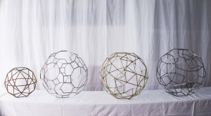 4 Poliedros Arquimedianos