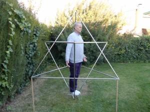 Estrella Tetraedrica (Merkaba)